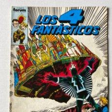 Cómics: LOS 4 FANTÁSTICOS #24 VOL1 FÓRUM. Lote 255378360