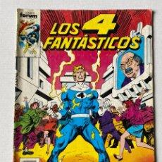 Cómics: LOS 4 FANTÁSTICOS #72 VOL1 FÓRUM. Lote 255379280