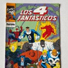 Comics : LOS 4 FANTÁSTICOS #107 VOL1 FÓRUM 1ª EDICIÓN. Lote 255383825