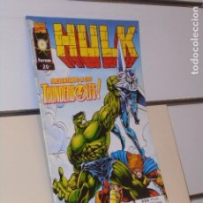 Cómics: HULK VOL. 2 Nº 20 PETER DAVID MARVEL - FORUM. Lote 255434115