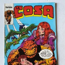 Cómics: LA COSA #143 FÓRUM. Lote 255435945