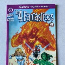 Cómics: LOS 4 FANTÁSTICOS VOL4 #8 FÓRUM. Lote 255448915