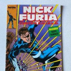 Cómics: NICK FURIA CONTRA SHIELD #4 FÓRUM. Lote 255449535