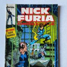 Cómics: NICK FURIA CONTRA SHIELD #2 FÓRUM. Lote 255449770