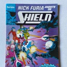 Cómics: NICK FURIA AGENTE DE SHIELD #2 FÓRUM. Lote 255450435