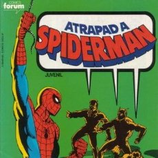 Cómics: SPIDERMAN-FORUM- Nº 40 -¡QUIERO A SPIDERMAN!-1984-ED HANNIGAN-JIM MOONEY-CASI BUENO-ÚNICO EN TC-4601. Lote 255523975