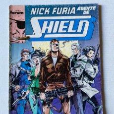 Cómics: NICK FURIA AGENTE DE SHIELD #1 FÓRUM. Lote 255546850