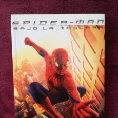 Cómics: SPIDERMAN BAJO LA MASCARA - JULIAN CLEMENTE RUBEN GUZMAN - DOLMEN - SPIDER-MAN. Lote 255551235