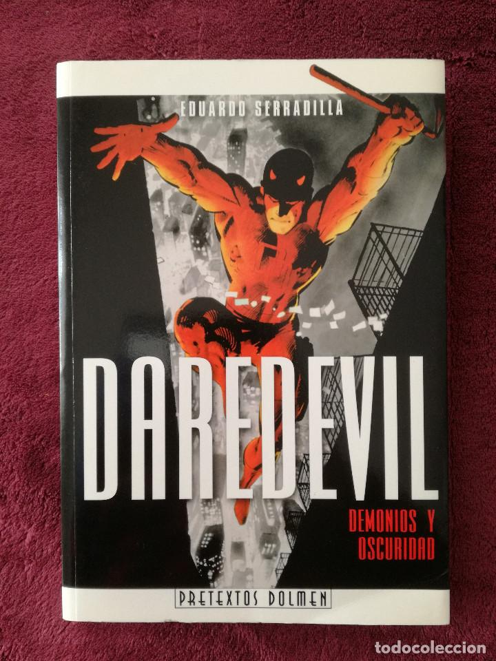DAREDEVIL DEMONIOS Y OSCURIDAD - EDUARDO SERRADILLA - DOLMEN (Tebeos y Comics - Forum - Daredevil)