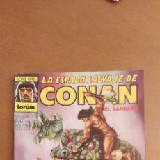 Cómics: LA ESPADA SALVAJE DE CONAN NÚMERO 124. Lote 255554115