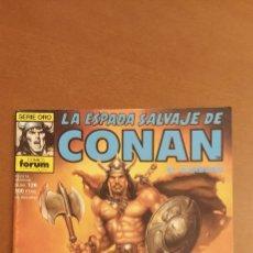 Cómics: LA ESPADA SALVAJE DE CONAN 126. Lote 255554590