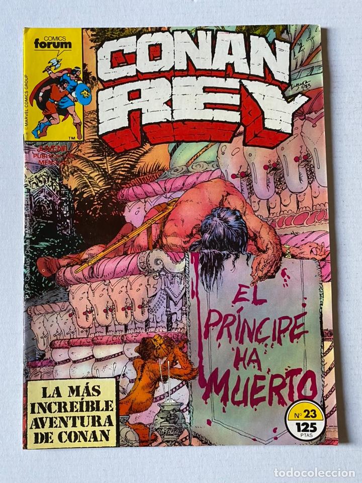 CONAN REY #23 FÒRUM (Tebeos y Comics - Forum - Conan)