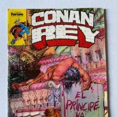 Cómics: CONAN REY #23 FÒRUM. Lote 255580665