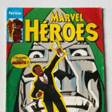 Cómics: MARVEL HEROES #40 FORUM. Lote 255611450
