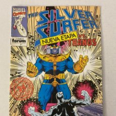 Cómics: SILVER SURFER #1 VOL 2 FORUM. Lote 255636725