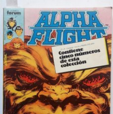Cómics: ALPHA FLIGHT. COMIC FORUM. MARVEL COMIC GROUP. Lote 255944110