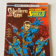 "Comics : CABALLERO LUNA ""TWO IN ONE"" #16 FORUM. Lote 255947120"