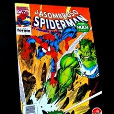 Cómics: EXCELENTE ESTADO EL ASOMBROSO SPIDERMAN 10 COMICS FORUM MARVEL. Lote 255951560