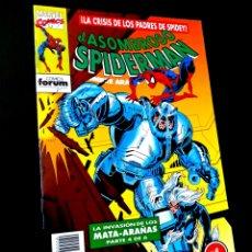 Cómics: EXCELENTE ESTADO EL ASOMBROSO SPIDERMAN 4 COMICS FORUM MARVEL. Lote 255953135
