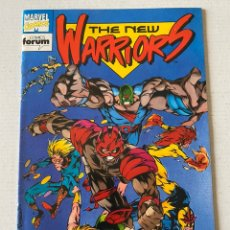 Cómics: THE NEW WARRIORS #32 FORUM EN PERFECTO ESTADO. Lote 255958255