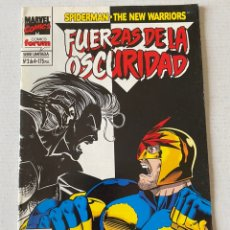 Cómics: SPIDERMAN FUERZAS DE LA OSCURIDAD #2 FÓRUM. Lote 255958795