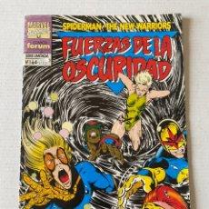 Cómics: SPIDERMAN FUERZAS DE LA OSCURIDAD #1 FÓRUM. Lote 255959310
