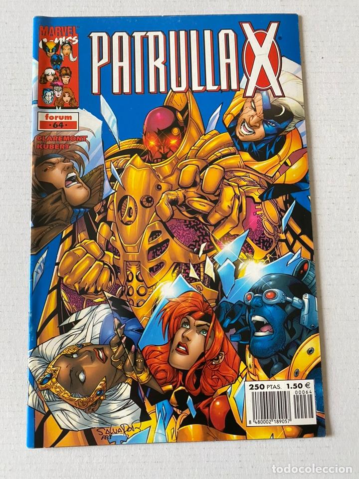 PATRULLA X #64 VOL2 FÓRUM EN MUY BUEN ESTADO (Tebeos y Comics - Forum - Patrulla X)