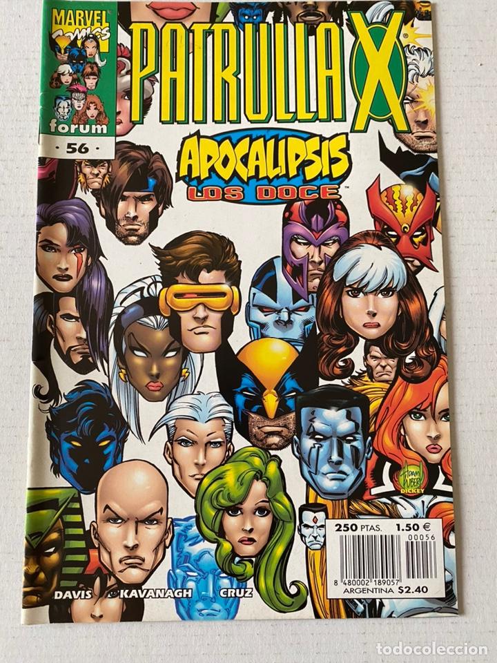 PATRULLA X #56 VOL2 FÓRUM EN MUY BUEN ESTADO (Tebeos y Comics - Forum - Patrulla X)