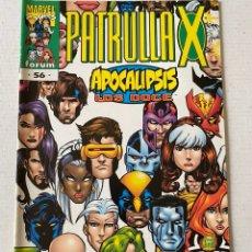 Cómics: PATRULLA X #56 VOL2 FÓRUM EN MUY BUEN ESTADO. Lote 255967140