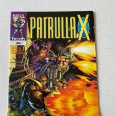 Cómics: PATRULLA X #38 VOL2 FÓRUM EN BUEN ESTADO. Lote 255967600