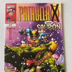 Cómics: PATRULLA X #34 VOL2 FÓRUM EN MUY BUEN ESTADO. Lote 255968565