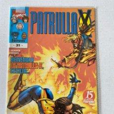 Cómics: PATRULLA X #31 VOL2 FÓRUM EN MUY BUEN ESTADO. Lote 255968745