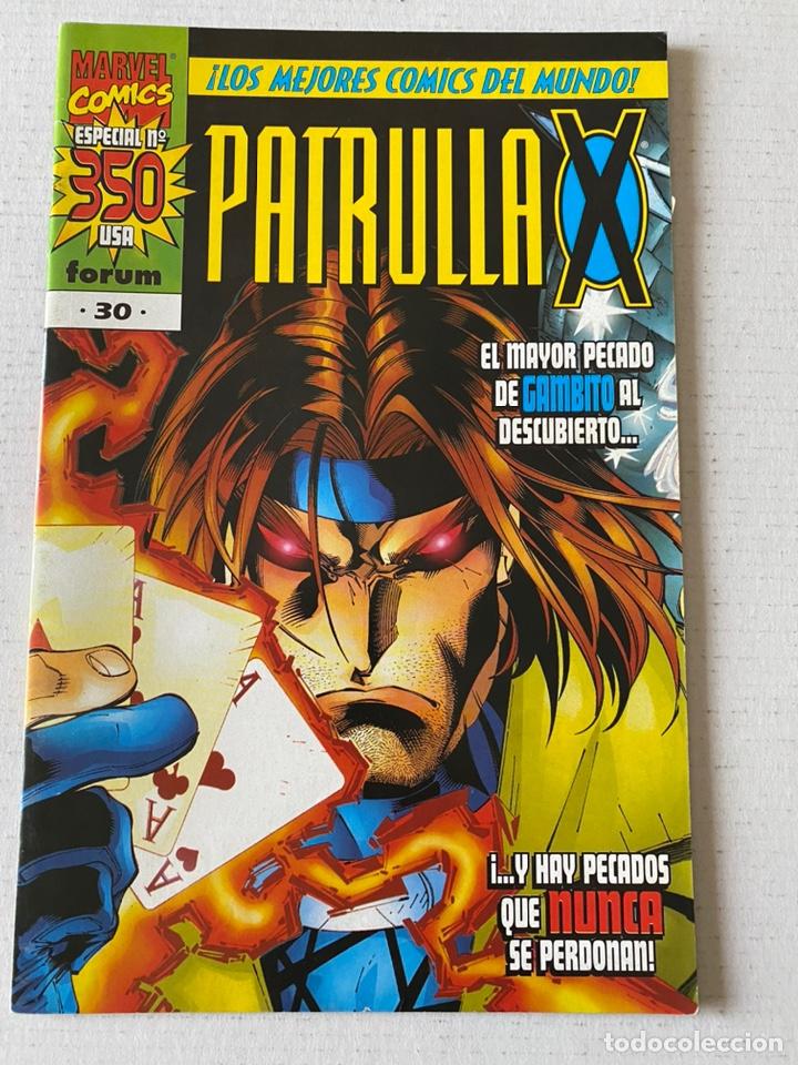 PATRULLA X #30 VOL2 FÓRUM EN MUY BUEN ESTADO (Tebeos y Comics - Forum - Patrulla X)