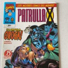 Cómics: PATRULLA X #29 VOL2 FÓRUM EN BUEN ESTADO. Lote 255969830