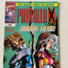 Cómics: PATRULLA X #28 VOL2 FÓRUM EN MUY BUEN ESTADO. Lote 255970060