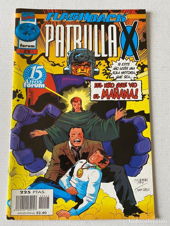 PATRULLA X #25 VOL2 FÓRUM EN MUY BUEN ESTADO (Tebeos y Comics - Forum - Patrulla X)