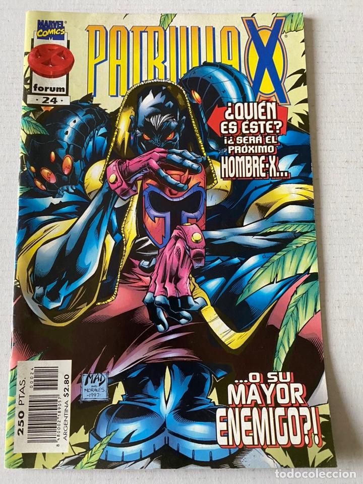 PATRULLA X #24 VOL2 FÓRUM EN MUY BUEN ESTADO (Tebeos y Comics - Forum - Patrulla X)