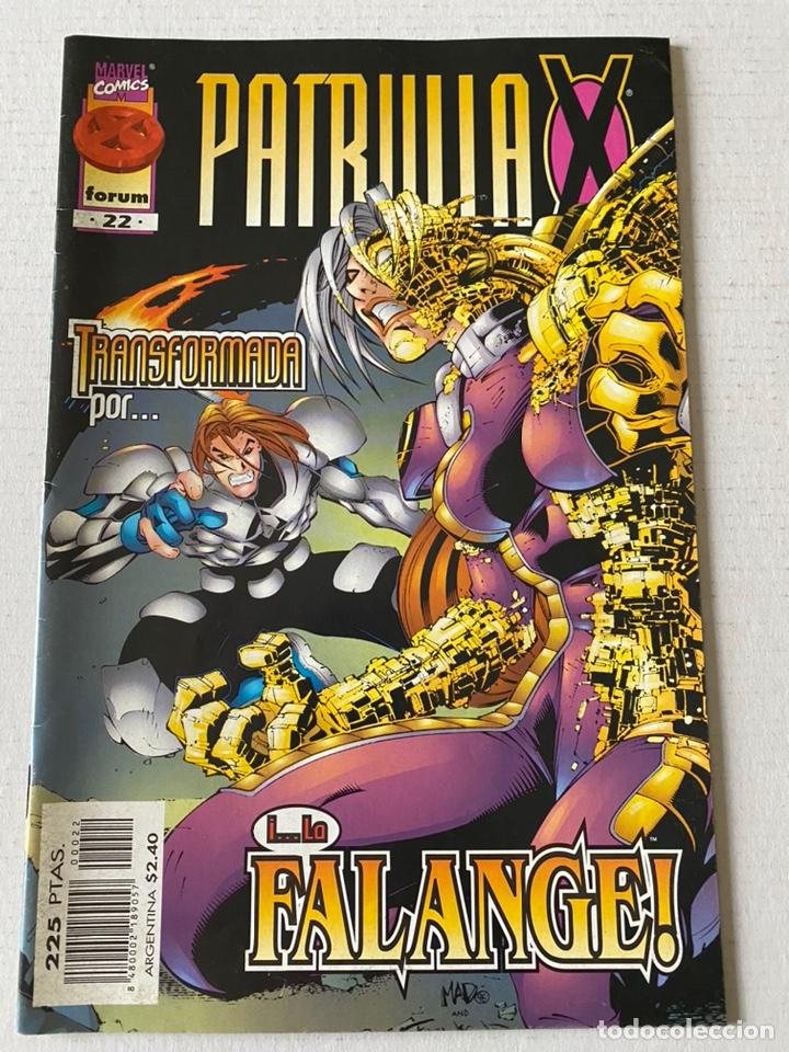 PATRULLA X #22 VOL2 FÓRUM EN MUY BUEN ESTADO (Tebeos y Comics - Forum - Patrulla X)