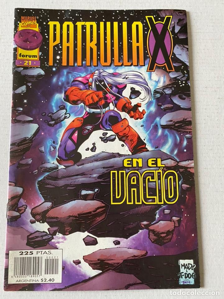 PATRULLA X #21 VOL2 FÓRUM EN MUY BUEN ESTADO (Tebeos y Comics - Forum - Patrulla X)