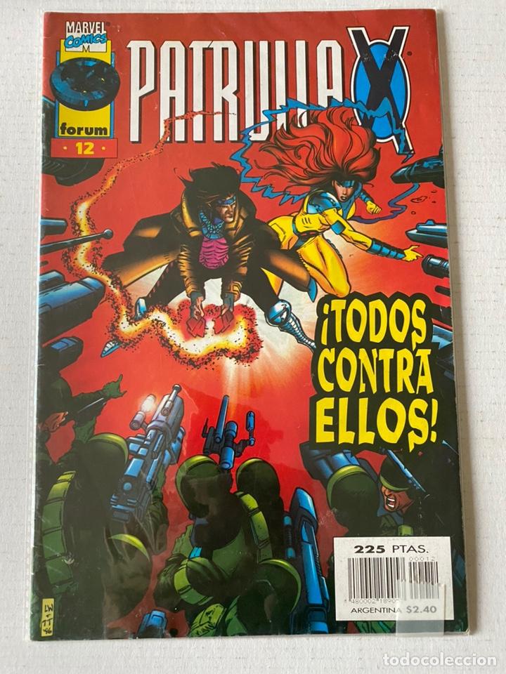PATRULLA X #12 VOL2 FÓRUM EN MUY BUEN ESTADO (Tebeos y Comics - Forum - Patrulla X)