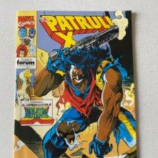 Cómics: PATRULLA X #127 VOL1 FÓRUM EN MUY BUEN ESTADO. Lote 255973620