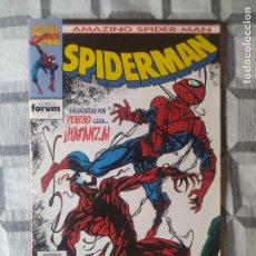 Cómics: SPIDERMAN FÓRUM N 290 (EXCELENTE) 1 ° APARICIÓN MATANZA. Lote 255977640