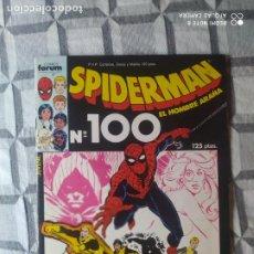 Cómics: SPIDERMAN FÓRUM N 100 (CON POSTER). Lote 255985110