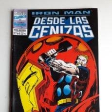 Cómics: IRON MAN. DESDE LAS CENIZAS. NUM 7. Lote 256046940