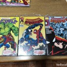 Cómics: SPIDERMAN EL ASOMBROSO COMPLETA. Lote 256051800