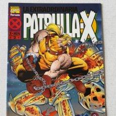 Cómics: LA EXTRAORDINARIA PATRULLA-X #2 LA ERA DE APOCALIPSIS FÓRUM. Lote 256125840