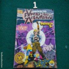 Cómics: PROYECTO EXTERMINIO FORUM COMICS Nº 1. Lote 256136305