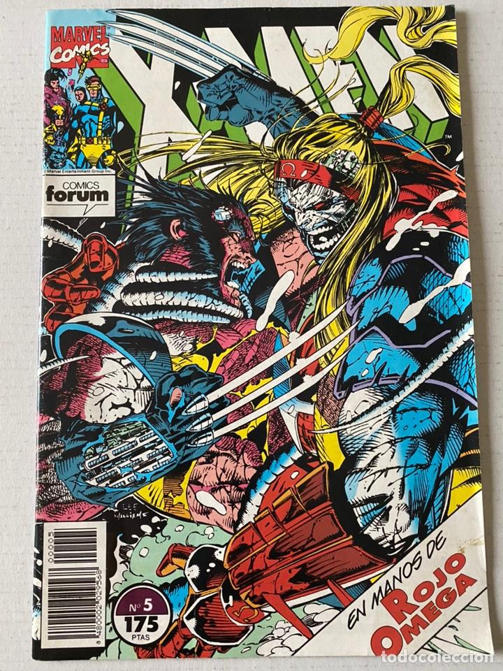 X-MEN #5 VOL1 FÓRUM EN BUEN ESTADO (Tebeos y Comics - Forum - X-Men)
