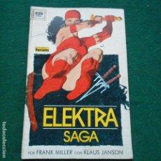 Cómics: ELEKTRA SAGA FORUM. Lote 256148360