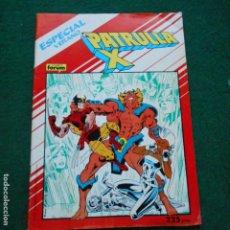 Cómics: PATRULLA X ESPECIAL VERANO 1988 FORUM. Lote 256148955